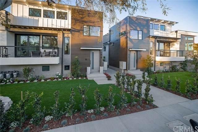 1821 11th Street, Manhattan Beach, CA 90266 (#SB21123084) :: Latrice Deluna Homes