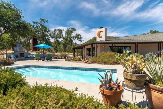 40051 Carmel Valley Road, Greenfield, CA 93927 (#ML81847811) :: The Marelly Group | Sentry Residential
