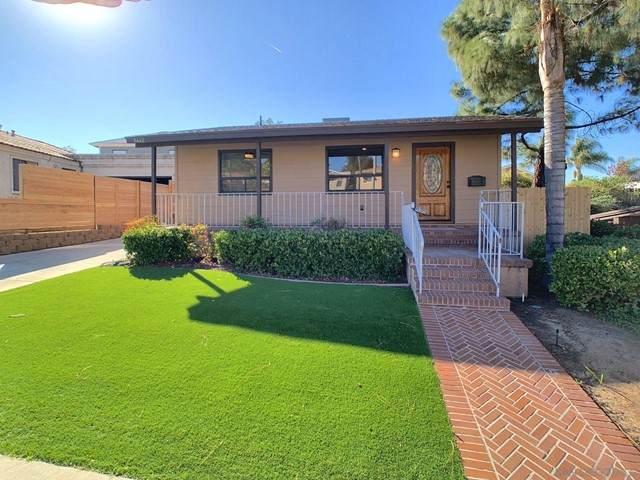 8442 La Mesa Blvd, La Mesa, CA 91942 (#210015687) :: Wahba Group Real Estate   Keller Williams Irvine