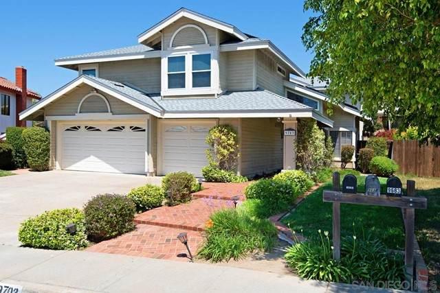 9703 Limar Way, San Diego, CA 92129 (#210015689) :: Wahba Group Real Estate | Keller Williams Irvine