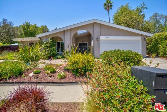 21318 Bellini Drive, Topanga, CA 90290 (#21745600) :: The Marelly Group | Sentry Residential