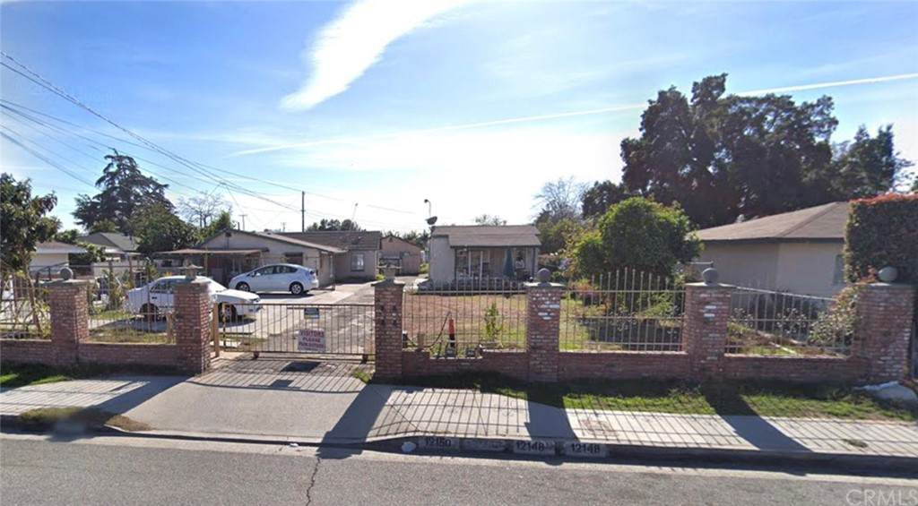 12148 Emery Street, El Monte, CA 91732 (#PW21123552) :: The Marelly Group | Sentry Residential