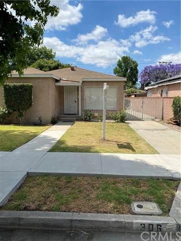 306 E Coolidge Street, Long Beach, CA 90805 (#RS21107338) :: Zember Realty Group