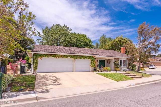 35 Autumn Leaf Drive, Thousand Oaks, CA 91360 (#221003099) :: Wahba Group Real Estate | Keller Williams Irvine