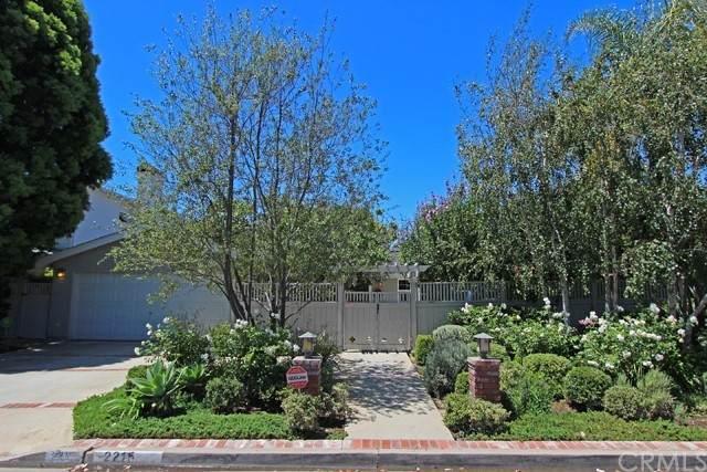 2215 Holly Lane, Newport Beach, CA 92663 (#LG21118788) :: RE/MAX Masters