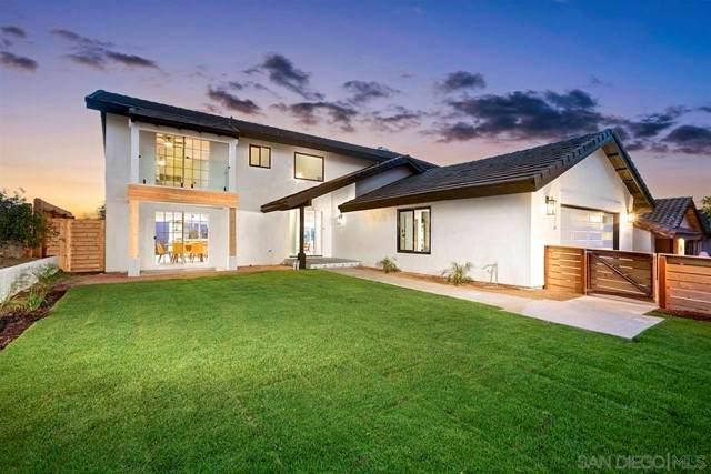 6126 Saint Therese Way, San Diego, CA 92120 (#210015718) :: Wahba Group Real Estate | Keller Williams Irvine