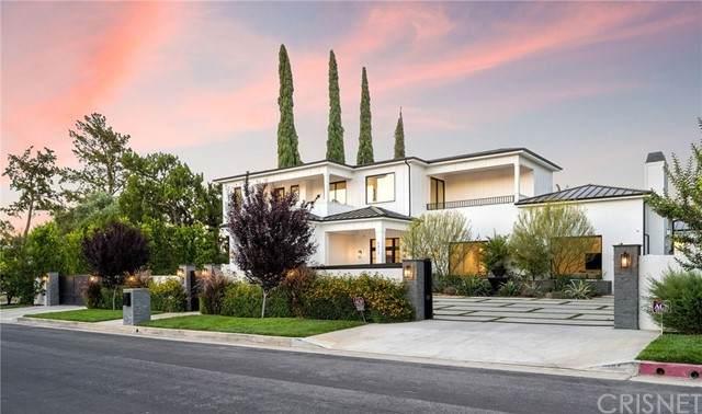 5412 Aldea Avenue, Encino, CA 91316 (#SR21123636) :: Powerhouse Real Estate