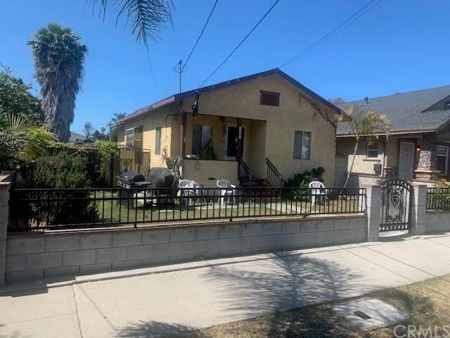 447 W 18th Street, San Pedro, CA 90731 (#SB21123717) :: Wahba Group Real Estate | Keller Williams Irvine