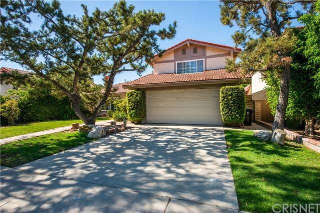 21411 Germain Street, Chatsworth, CA 91311 (#SR21122862) :: The Marelly Group | Sentry Residential