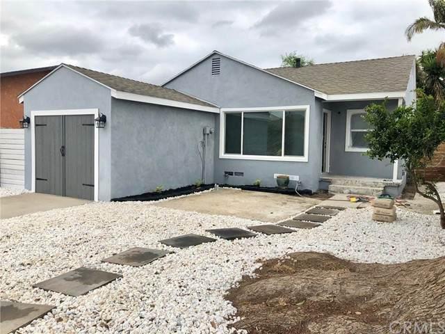 10815 Buford Avenue, Inglewood, CA 90304 (#CV21123624) :: Wahba Group Real Estate | Keller Williams Irvine