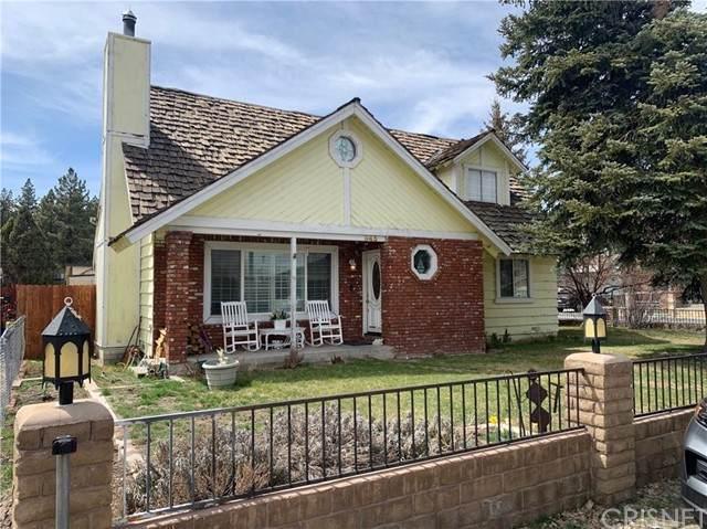 945 Mount Doble Drive, Big Bear, CA 92314 (#SR21122684) :: Wahba Group Real Estate   Keller Williams Irvine