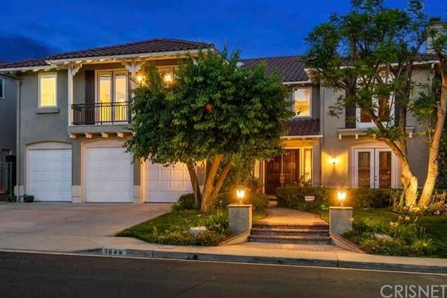 7608 Graystone Drive, West Hills, CA 91304 (#SR21121081) :: Wahba Group Real Estate | Keller Williams Irvine