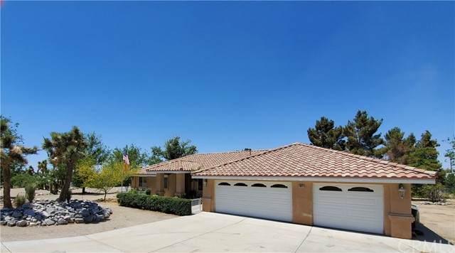 10626 Arena Road, Pinon Hills, CA 92372 (#EV21121670) :: Wahba Group Real Estate | Keller Williams Irvine