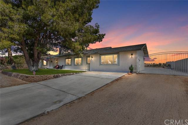 26588 Lakeview Drive, Helendale, CA 92342 (#EV21124002) :: Swack Real Estate Group | Keller Williams Realty Central Coast