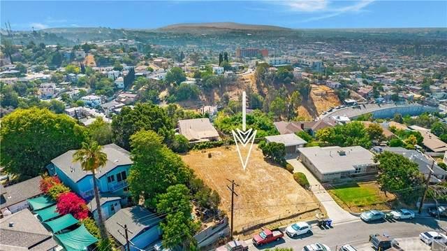 0 De Garmo Drive, East Los Angeles, CA 90063 (MLS #OC21123746) :: Desert Area Homes For Sale