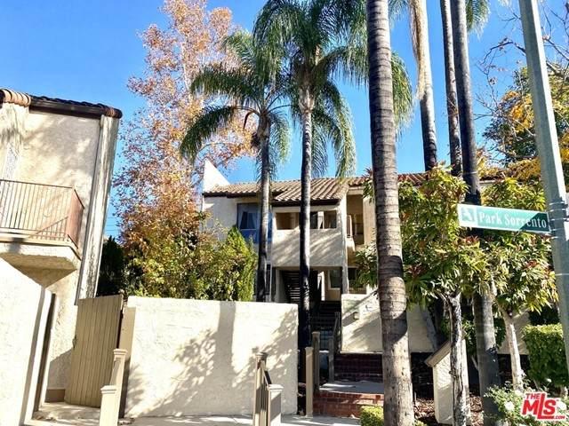 23391 Park Sorrento #62, Calabasas, CA 91302 (#21736794) :: Swack Real Estate Group   Keller Williams Realty Central Coast