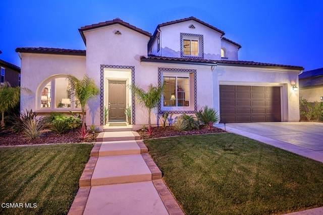 13211 Bent Grass Place, Moorpark, CA 93021 (#221003114) :: Wahba Group Real Estate | Keller Williams Irvine