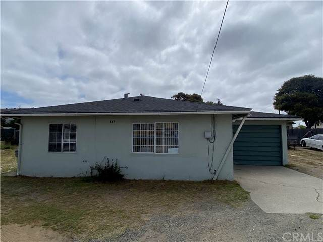 659 S 13th Street, Grover Beach, CA 93433 (#PI21122867) :: Swack Real Estate Group | Keller Williams Realty Central Coast