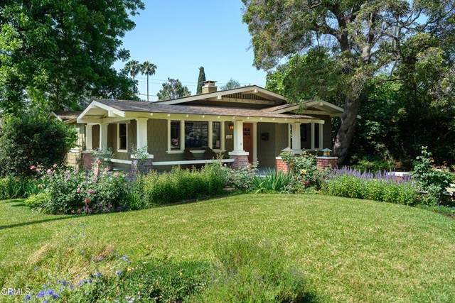 1680 Las Lunas Street, Pasadena, CA 91106 (#P1-5123) :: Wahba Group Real Estate | Keller Williams Irvine