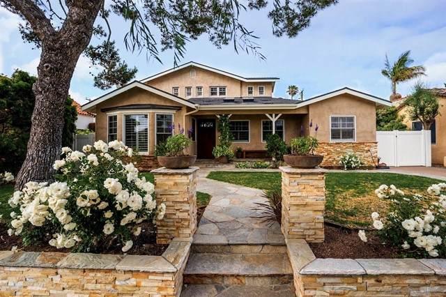 4652 Tivoli Street, San Diego, CA 92107 (#210015773) :: Wahba Group Real Estate | Keller Williams Irvine