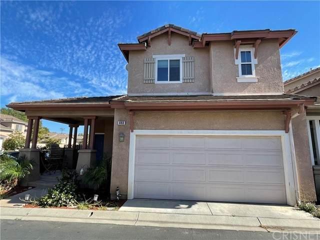 448 Fieldflower Lane, Simi Valley, CA 93065 (#SR21124526) :: Better Living SoCal