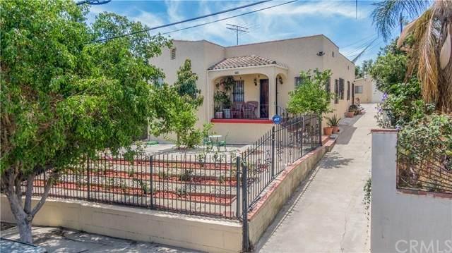 2836 Fairmount Street, Los Angeles (City), CA 90033 (#DW21124545) :: Wahba Group Real Estate | Keller Williams Irvine