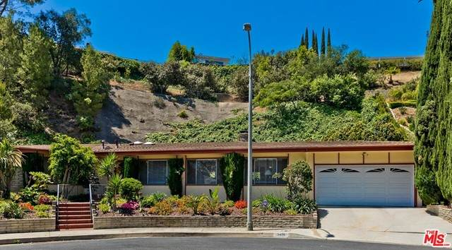 11406 Dona Dolores Place, Studio City, CA 91604 (#21746712) :: Zember Realty Group