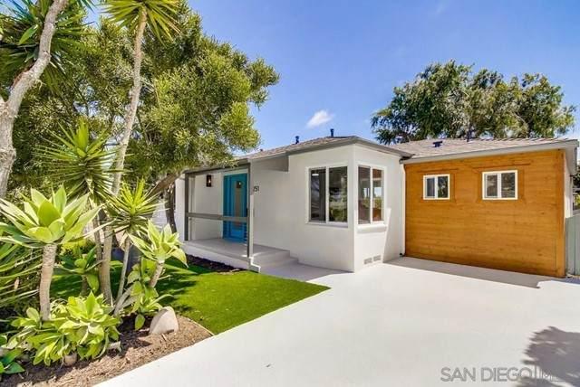 4251 Niagara Ave., San Diego, CA 92107 (#210015815) :: Wahba Group Real Estate | Keller Williams Irvine