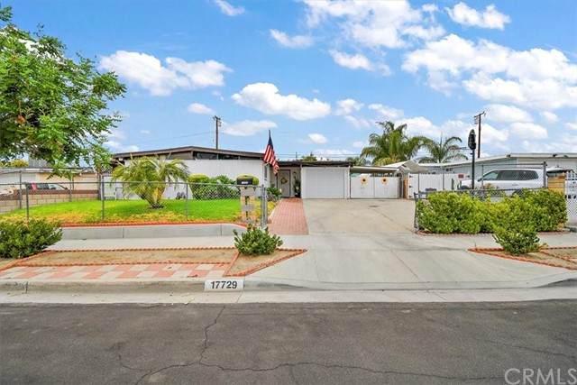 17729 Glenthorne Street, La Puente, CA 91744 (#CV21124600) :: RE/MAX Masters
