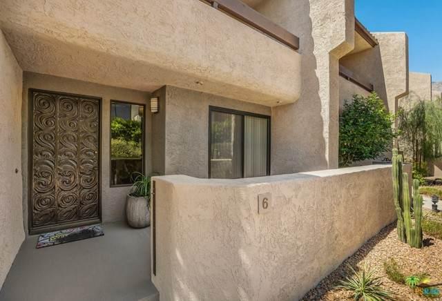 355 N Avenida Caballeros #6, Palm Springs, CA 92262 (#21745388) :: Swack Real Estate Group   Keller Williams Realty Central Coast