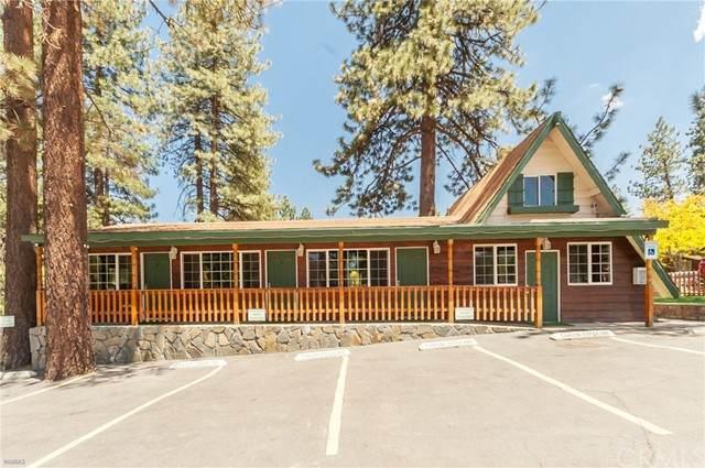 6059 Pine Street, Wrightwood, CA 92397 (#CV21124492) :: Wahba Group Real Estate | Keller Williams Irvine