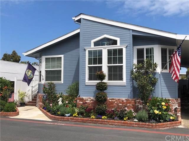 20701 Beach Boulevard #28, Huntington Beach, CA 92648 (#OC21124597) :: Powerhouse Real Estate