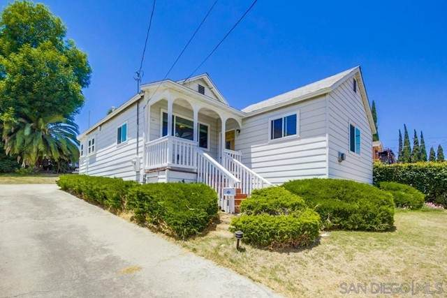 2664 Grange St, Lemon Grove, CA 91945 (#210015825) :: Swack Real Estate Group | Keller Williams Realty Central Coast