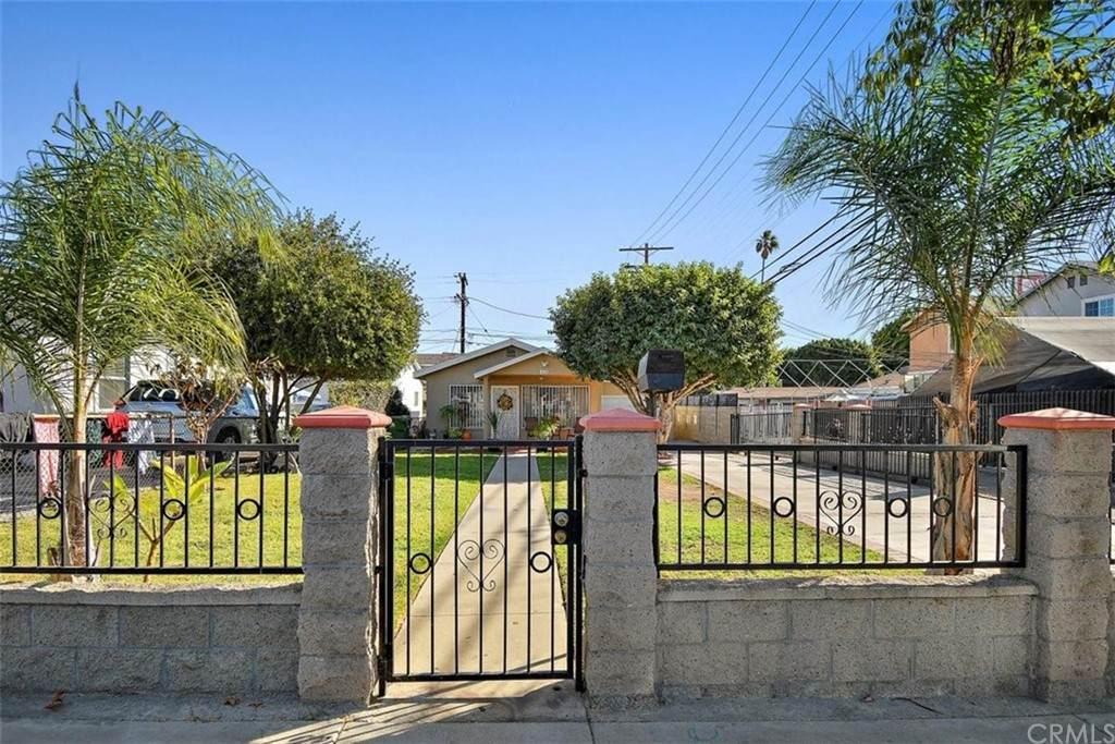 416 N Ezra Street, Los Angeles (City), CA 90063 (#CV21122913) :: Wahba Group Real Estate | Keller Williams Irvine