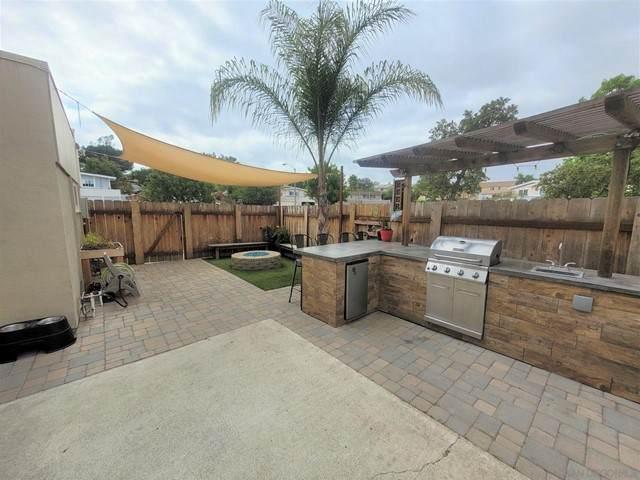 13227 Saddle Ridge, Lakeside, CA 92040 (#210015831) :: Wahba Group Real Estate | Keller Williams Irvine