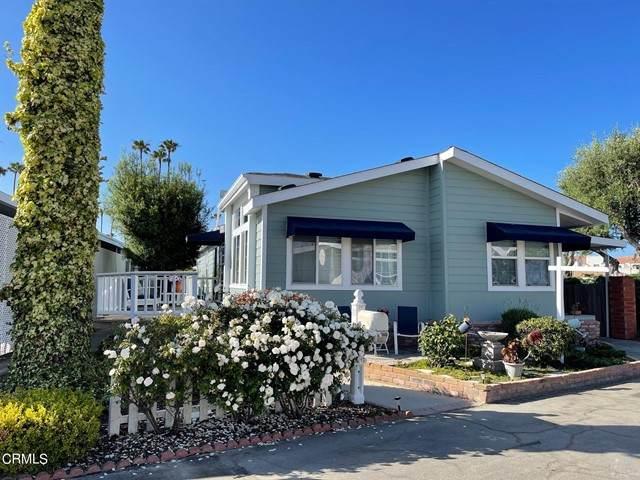 1215 Anchors Way Drive #92, Ventura, CA 93001 (#V1-6323) :: Swack Real Estate Group | Keller Williams Realty Central Coast