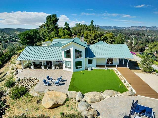 11416 Alba Rosa Dr, Lakeside, CA 92040 (#210015834) :: Powerhouse Real Estate