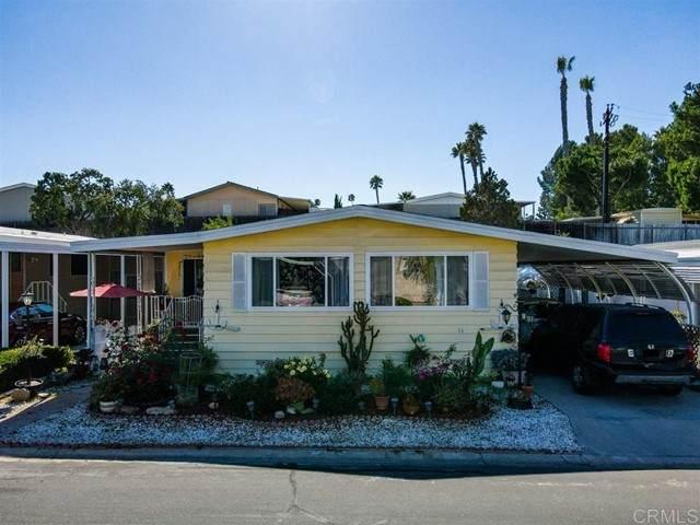 1219 E Barham Dr #16, San Marcos, CA 92078 (#NDP2106601) :: Wahba Group Real Estate   Keller Williams Irvine