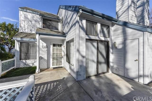 65 Greenmoor #40, Irvine, CA 92614 (#OC21124670) :: The Miller Group