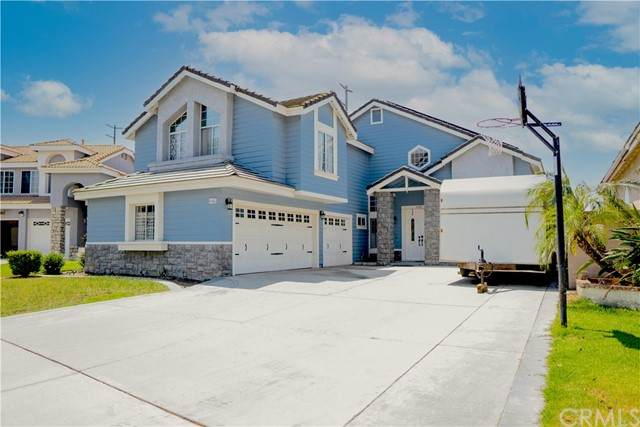 6643 Homan Court, Chino, CA 91710 (#TR21124716) :: Zember Realty Group