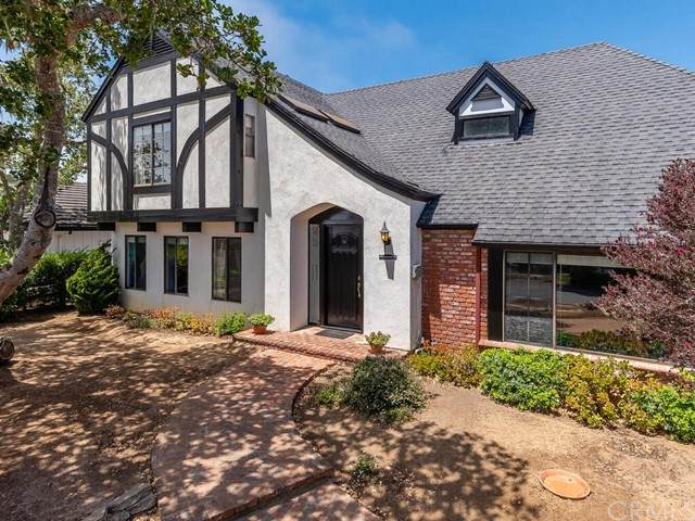 1125 Pinewood Drive, Cambria, CA 93428 (#SC21121498) :: The Marelly Group | Sentry Residential