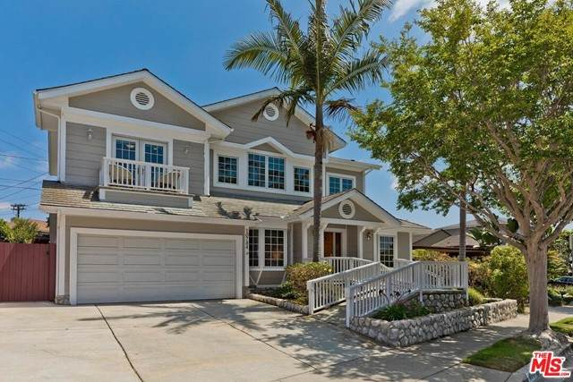 10784 Clarmon Place, Culver City, CA 90230 (#21746852) :: Wahba Group Real Estate | Keller Williams Irvine