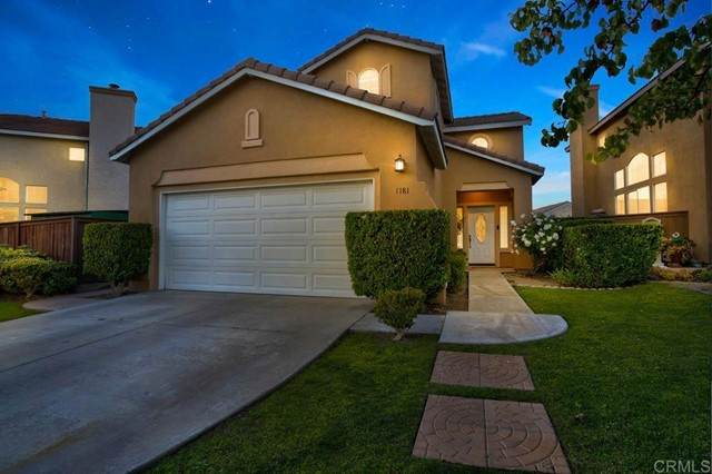1181 Plaza Amparada, Chula Vista, CA 91910 (#PTP2104020) :: Swack Real Estate Group | Keller Williams Realty Central Coast