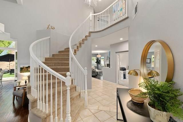 2842 Avenida Valera, Carlsbad, CA 92009 (#NDP2106608) :: Wahba Group Real Estate   Keller Williams Irvine
