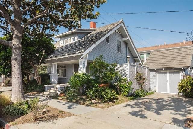 129 Esperanza Avenue, Long Beach, CA 90802 (#PW21124799) :: Zen Ziejewski and Team
