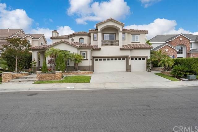 17545 Edgewood Lane, Yorba Linda, CA 92886 (#OC21124743) :: Wahba Group Real Estate   Keller Williams Irvine