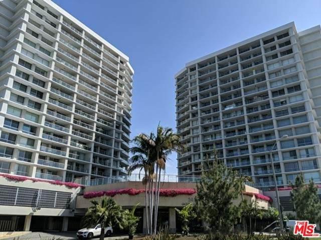 201 Ocean Avenue 601B, Santa Monica, CA 90402 (#21739100) :: The Marelly Group   Sentry Residential
