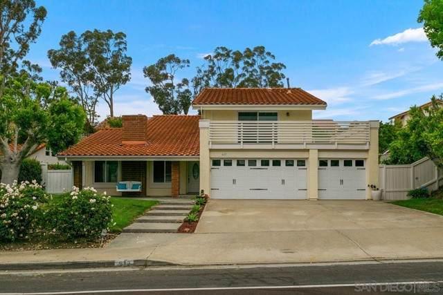 617 Santa Helena, Solana Beach, CA 92075 (#210015850) :: Cal American Realty