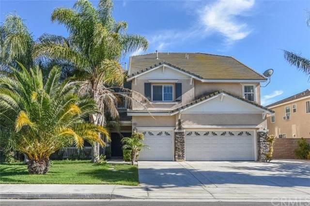 13953 Ellis Park Trail, Eastvale, CA 92880 (#TR21124801) :: Wahba Group Real Estate | Keller Williams Irvine