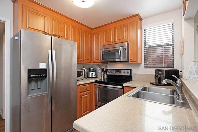 5455 Baltimore Drive #18, La Mesa, CA 91942 (#210015861) :: Wahba Group Real Estate   Keller Williams Irvine